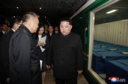 """中지원이 절실한 김정은···<!HS>유커<!HE> 사망에 """"깊이 속죄"""""""