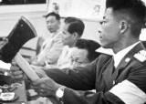 문재인 대통령과 판문점의 과거 인연 '도끼 만행사건'