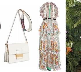 [<!HS>gift<!HE>&] 화사하고 멋스런 맥시 드레스, 올 여름 리조트룩 고민 끝!