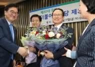 """문재인 대통령에 홍영표 원내대표까지…""""민주당 재수 대세"""""""