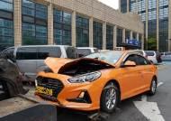 [단독] 무단횡단 보행자와 과속 택시 충돌…70대 남성 현장에서 사망