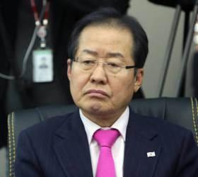 """홍준표 """"<!HS>북한<!HE> 2008년에도 냉각탑 폭파쇼…<!HS>핵실험<!HE>장 폐쇄쇼 새로운 것 아냐"""""""