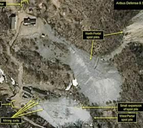 """<!HS>북한<!HE> """"<!HS>핵실험<!HE>장 폐기행사에 남한 통신·방송기자 각 4명씩 초청"""""""
