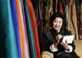 '바람의 옷' '색의 마술' 창조한 이영희 한복 디자이너 별세