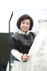 전지현 시조모상, 한복 디자이너 이영희 별세