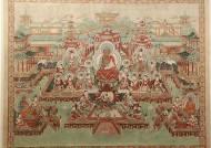 유일한 한국 연구자 서용 교수가 모셔온 천년 벽화그림