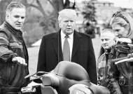 트럼프 칭찬 받고는 … 일자리 350개 줄인 '오토바이왕'