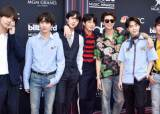 BTS Earns No.10 on Billboard's 'Hot 100'