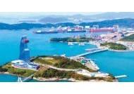 [부산울산경남 핫플레이스] 해안선 따라 솔라파크·해양생물파크, 바닷길 열리는 '소쿠리 섬'유명