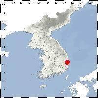 포항 북구 북쪽 20㎞ 지역서 규모 2.6 <!HS>지진<!HE>…피해 없을 듯
