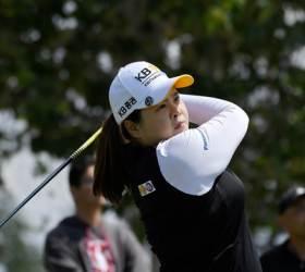 <!HS>박인비<!HE>, 한국인이 좋아하는 골프 선수 1위 선정