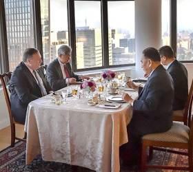 [서소문사진관] 판문점,베이징,뉴욕으로...숨가쁜 김영철 <!HS>북한<!HE> <!HS>노동당<!HE> 부위원장