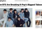 """How BTS are Breaking K-pop's Biggest Taboos"""