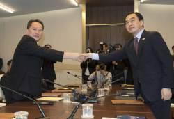 남북 14일 군사→18일 체육→22일 적십자회담…南 억류자 송환도 논의