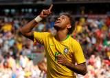 '브라질의 월드컵 우승 부탁해' 99일만에 건강하게 돌아온 네이마르