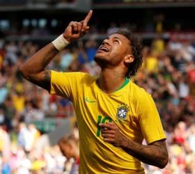 '<!HS>브라질<!HE>의 <!HS>월드컵<!HE> 우승 부탁해' 99일만에 건강하게 돌아온 네이마르
