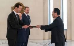 트럼프 회담 앞두고···김정은 '반미' 아사드 만날까