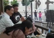 """[밀착마크] 유정복 """"홍준표 유세 오길 반기는 후보 있겠나"""""""
