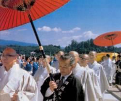 일본 군국주의 찬양한 일련정종 계열 법인 설립에 독립유공자유족회 취소 촉구