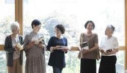 평균연령 65세…어머니들의 유쾌한 독서 수다
