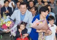 '삼세판' 3번째 출마서 전국 최고 득표…이용섭 광주광역시장