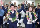 광주 유일 '민주당 국회의원'의 탄생…송갑석 광주 서구갑 국회의원
