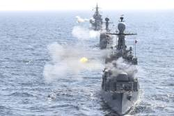 해군, 상반기 <!HS>독도<!HE>방어훈련 실시…양만춘함 등 참가