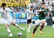 """""""한국은 F조 최약체"""" 한국-스웨덴 경기 본 멕시코 언론 반응"""