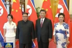 """北 """"중국은 한집안식구""""…김정은식 북·중 밀착 강화, 北 매체도 신속 보도"""