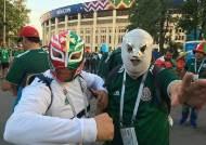 로스토프 무더위-멕시코 광적응원, 넘어야 산다