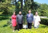 김정은 1박 2일간 시진핑과 협의한 절박한 국제 문제 뭔가