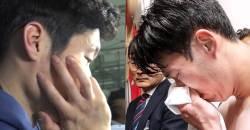 멕시코에 진 날…후배 손흥민 눈물 본 선배 <!HS>박지성<!HE> 반응