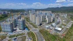 노무현 유산 혁신도시, 영남 5곳 보수 표심 흔들었다