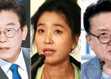 """이재명측 """"김부선 아무 사이 아니다···허위사실 고발"""""""
