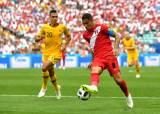 호주 잡은 페루, 40년 만에 본선 승리로 '유종의 미'