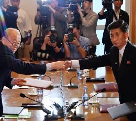 남북, '이산가족 상봉' 2차 후보자 명단 교환