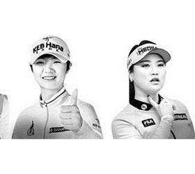"<!HS>박인비<!HE>·박성현·유소연·김인경 출격 … LPGA ""강력한 4중주 기대"""