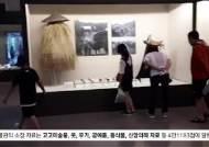 """[굿모닝 내셔널]""""13m 고래 뼈 보자"""" 제주민속자연사박물관속으로"""