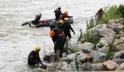 [속보] 급류 휩쓸려 실종된 중학생 숨진채 발견