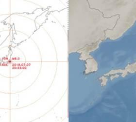 <!HS>일본<!HE> 동부 근해서 규모 6.0 강진…도쿄도 '흔들'