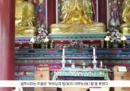 [굿모닝내셔널]법주사는 문화재 보물창고…세계유산 등재 이유 있었네