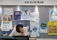 '고용쇼크' 장기화…제조업 부진에 최저임금 여파 겹친 탓