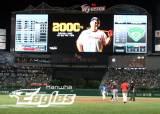 '300홈런-2000안타', 김태균은 어떻게 평가했을까