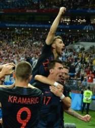 '416만 소국' 크로아티아, 3연속 연장투혼 끝 결승행