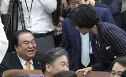 '여의도 포청천' 문희상, 입법부 지휘봉