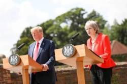 """트럼프, """"북 비핵화, 바라는 것보다 긴 과정 될 수 있어"""""""