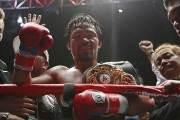 파키아오 9년 만의 KO승, WBA 챔피언 등극