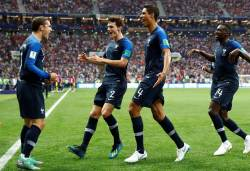 [서소문사진관] 20년 만의 프랑스 우승! 러시아<!HS>월드컵<!HE> 환희와 좌절의 순간들...