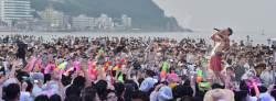 [<!HS>굿모닝<!HE> <!HS>내셔널<!HE>]신나는 음악·춤에 물벼락까지…미리 보는 부산바다 축제