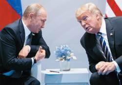 [미리보는 오늘] 트럼프와 푸틴 대통령이 정상회담을 합니다.